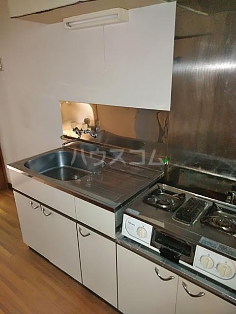 第2フラッツ京明 103号室のキッチン