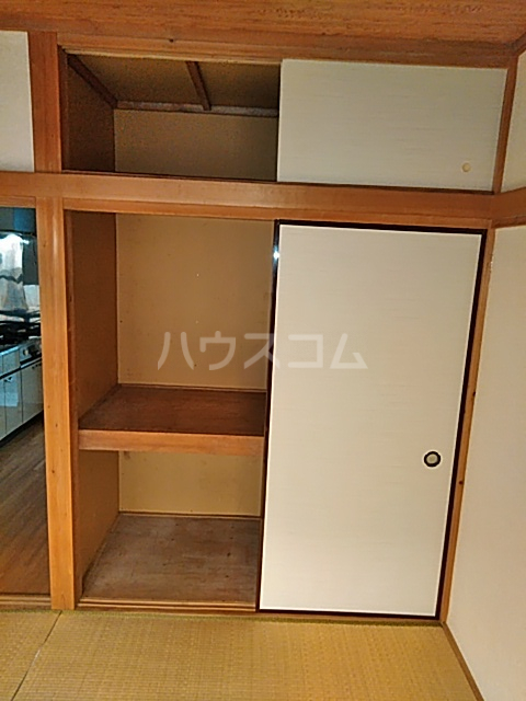 第2フラッツ京明 103号室の収納