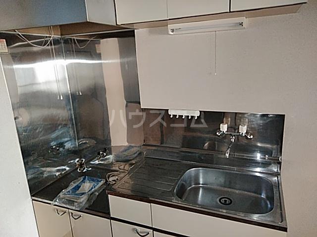 第2フラッツ京明 204号室のキッチン