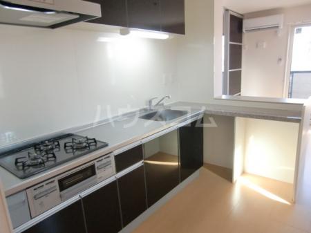 エルシア 301号室のキッチン