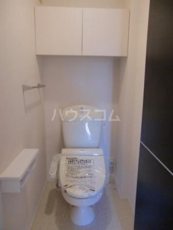エルシア 301号室のトイレ