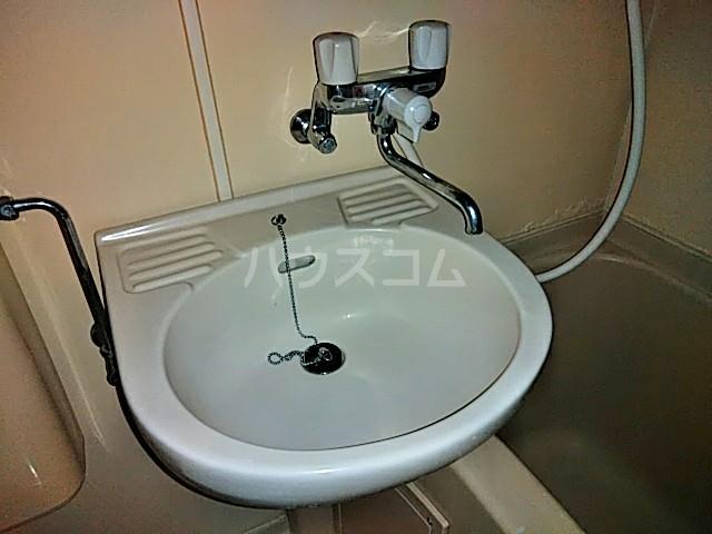 アクアシティ立川南 102号室の洗面所