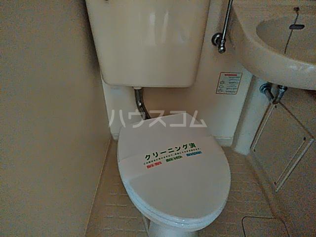 アクアシティ立川南 102号室のトイレ