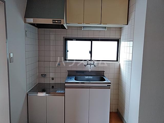 アクアシティ立川南 102号室のキッチン
