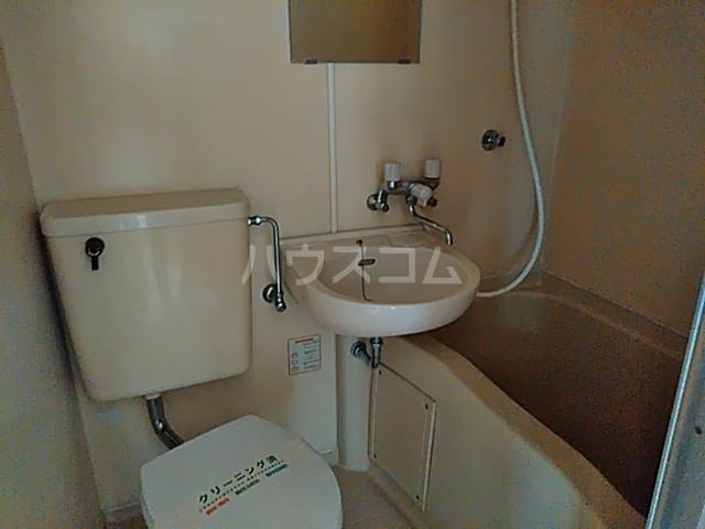 アクアシティ立川南 102号室の風呂