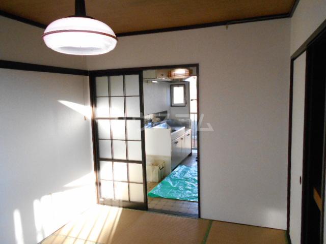 フラット津久井 101号室の居室