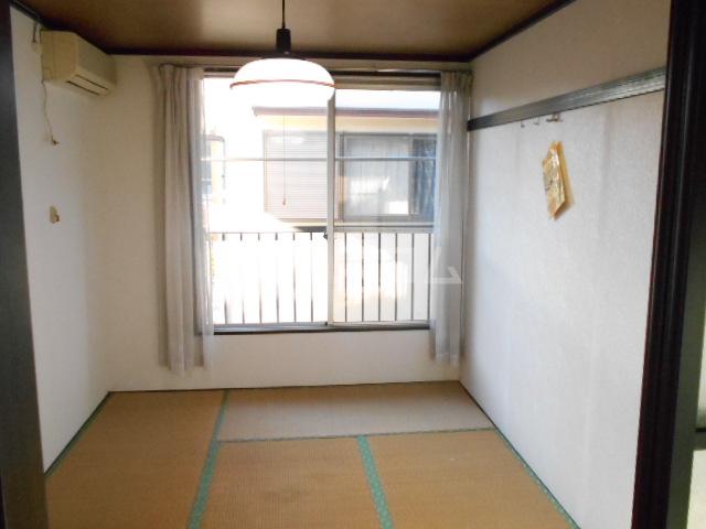 フラット津久井 104号室の景色
