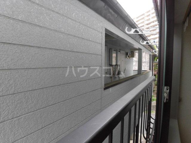 エステート丸山 203号室の景色