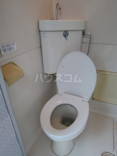 うるま荘 207号室のトイレ