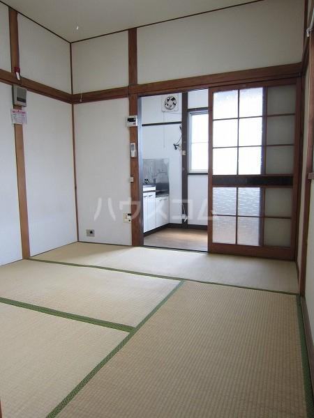 うるま荘 207号室の居室