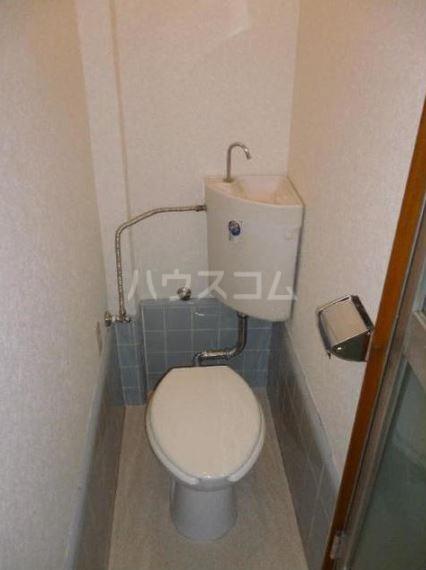 佐久間コーポ 302号室のトイレ