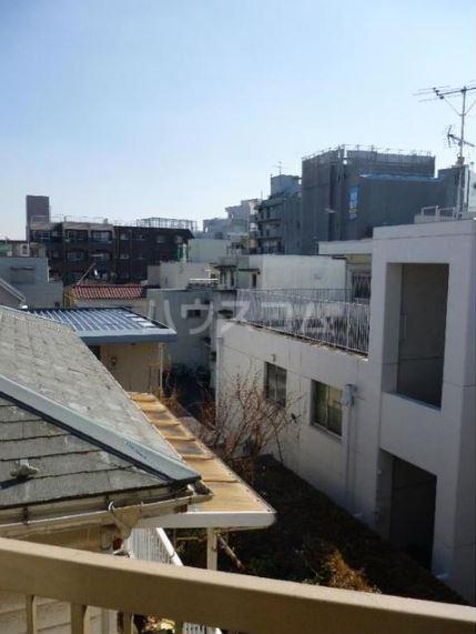 佐久間コーポ 302号室の景色