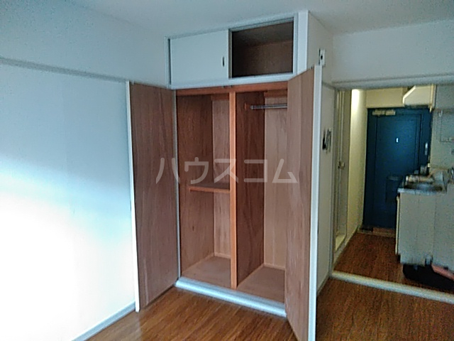FOREST HOUSE 206号室の収納