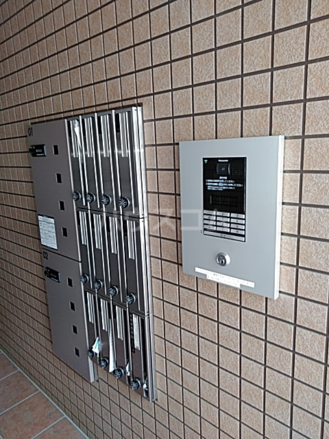 グランシャリオ長岡京Ⅱ 103号室のセキュリティ