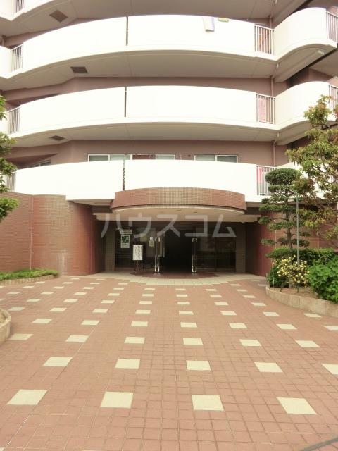 ディオフェルティ泉大津 701号室のエントランス