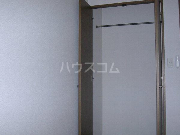 アムールS 102号室の収納