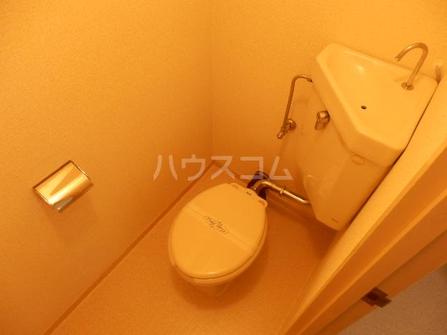 第5昭栄マンション 401号室のトイレ