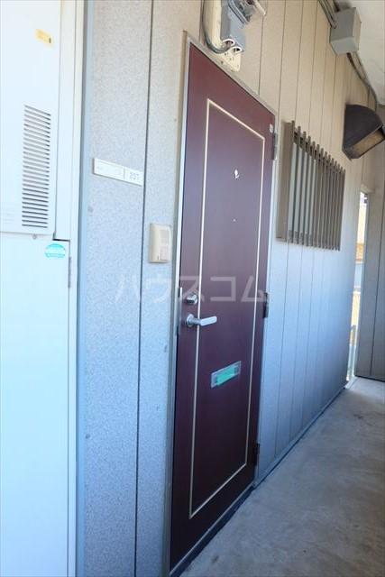 あずさハイツ 207号室の玄関