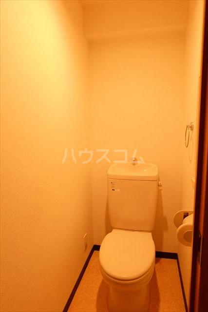 ゴールドステージ 307号室のトイレ