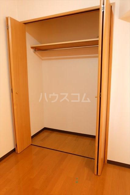 ゴールドステージ 307号室の収納