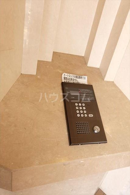 ゴールドステージ 307号室のセキュリティ
