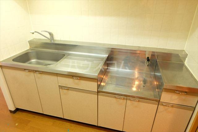 ゴールドステージ 307号室のキッチン