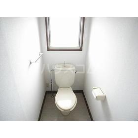 グロリエッテのトイレ