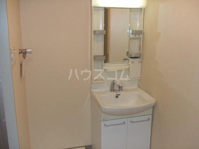 第10秋葉ビル 206号室の洗面所