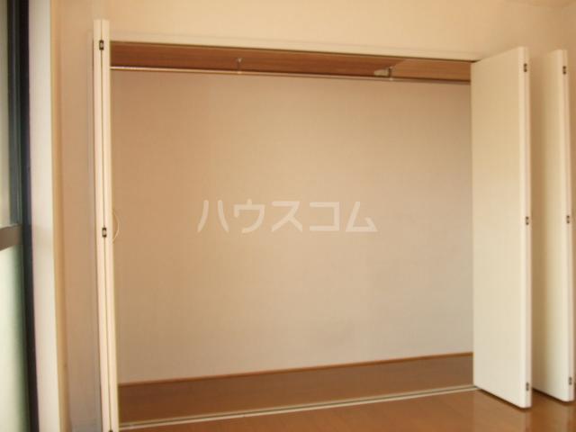 第10秋葉ビル 206号室の収納