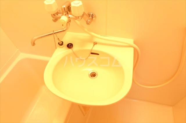 ベルファーレヒルズ 103号室の洗面所