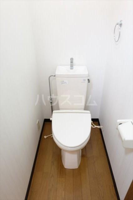 ベルファーレヒルズ 103号室のトイレ