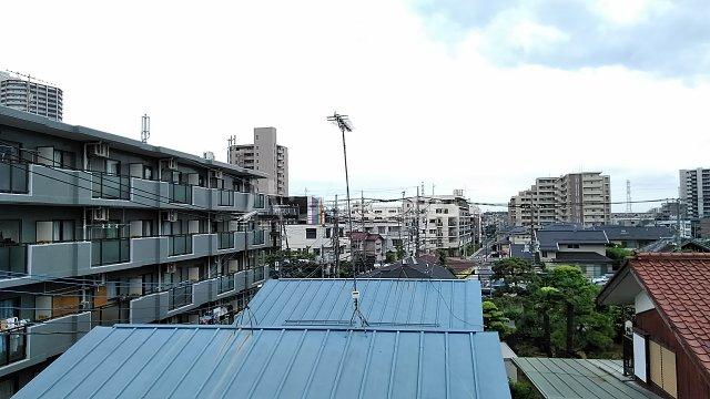 ラ・アミスタ武蔵浦和 406号室の景色