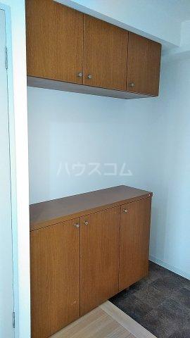 ラ・アミスタ武蔵浦和 406号室の収納