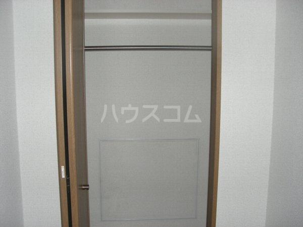 クィーンズ・ヴィラ武蔵浦和 205号室の収納