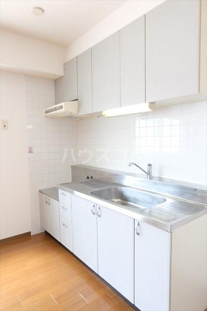 カーネスマンション 301号室のキッチン