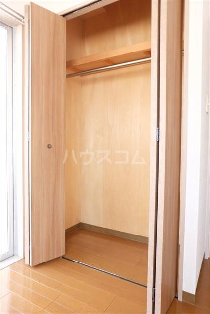 カーネスマンション 301号室の収納