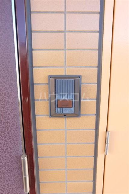 プランドール 402号室のセキュリティ