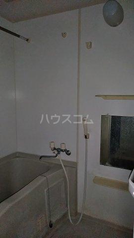 マーブル北戸田 201号室の風呂