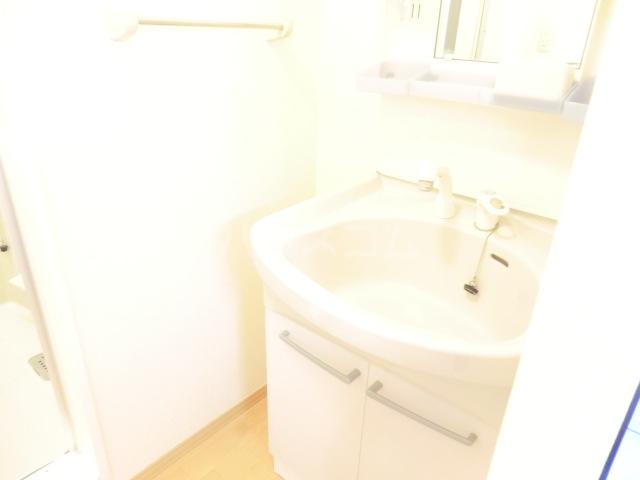 サンビレッジⅡ 101号室の洗面所