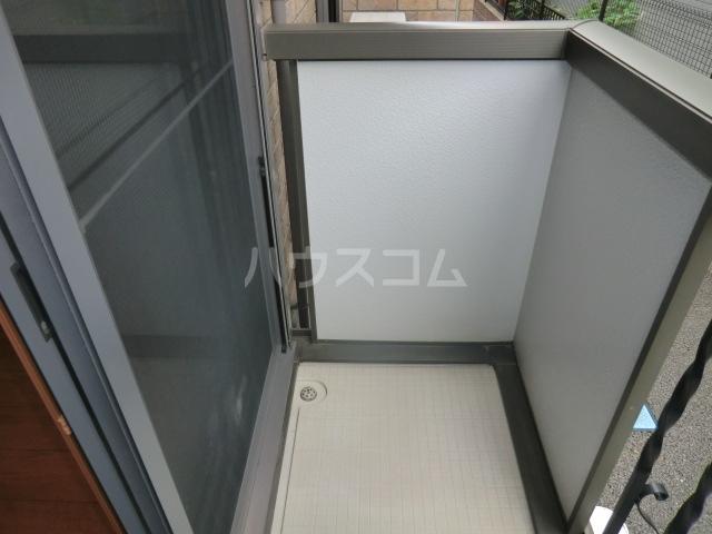 サンビレッジⅡ 102号室のバルコニー
