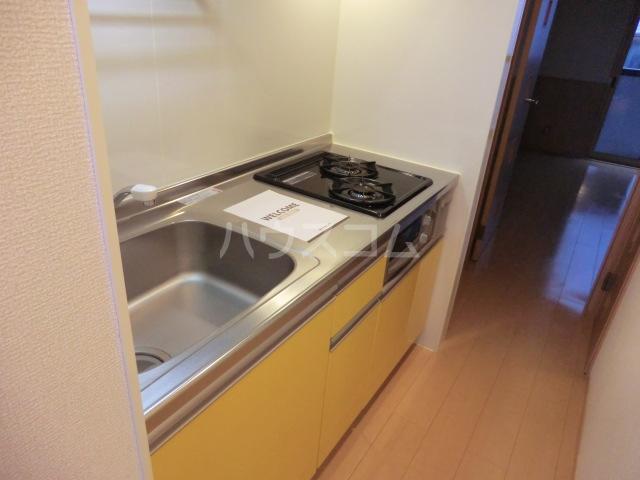 サンビレッジⅡ 107号室のキッチン
