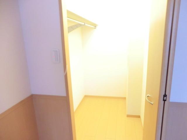 サンビレッジⅡ 107号室の収納