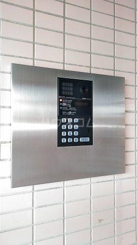 グランデ・パゾ 506号室のセキュリティ