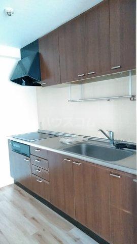 グランデ・パゾ 506号室のキッチン