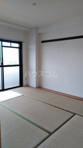 グランデ・パゾ 506号室の居室