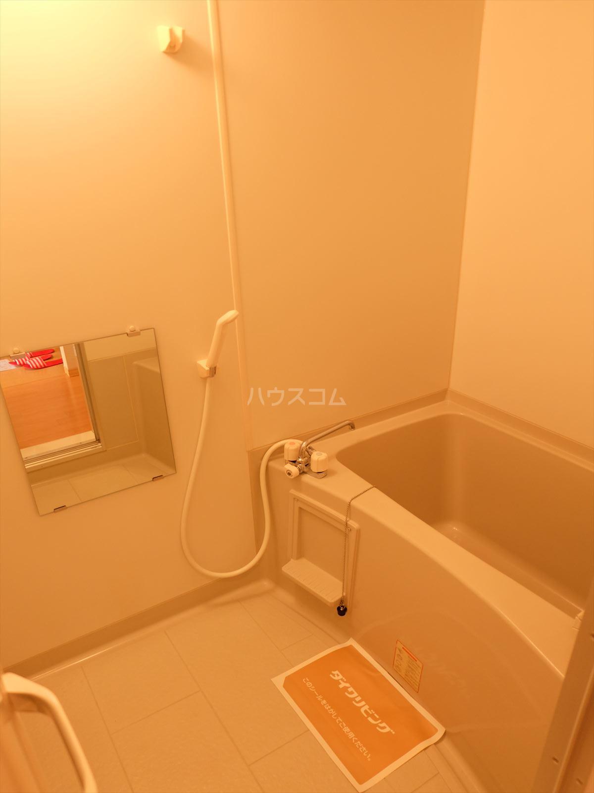 グランメール 201号室の風呂