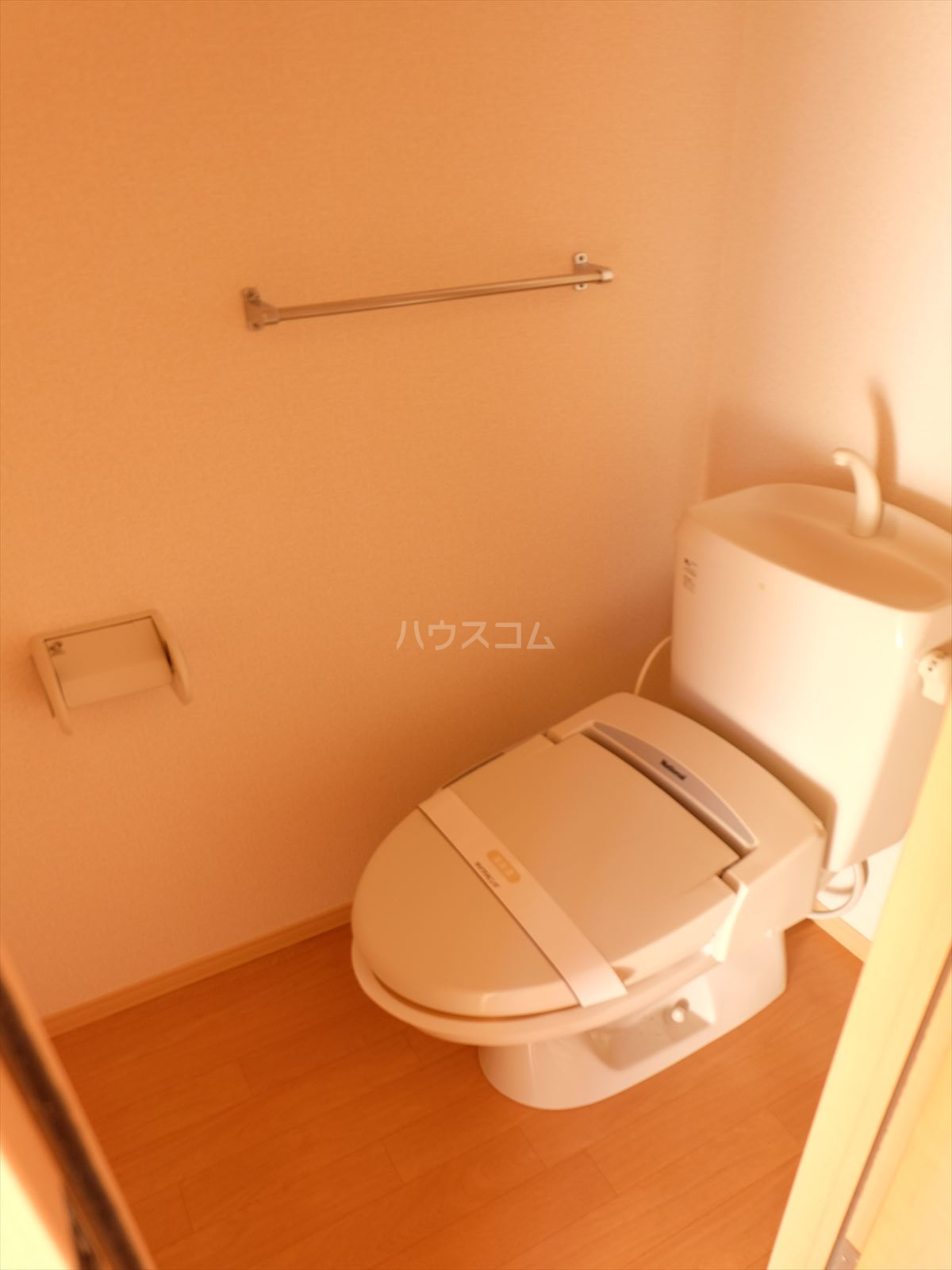 グランメール 201号室のトイレ