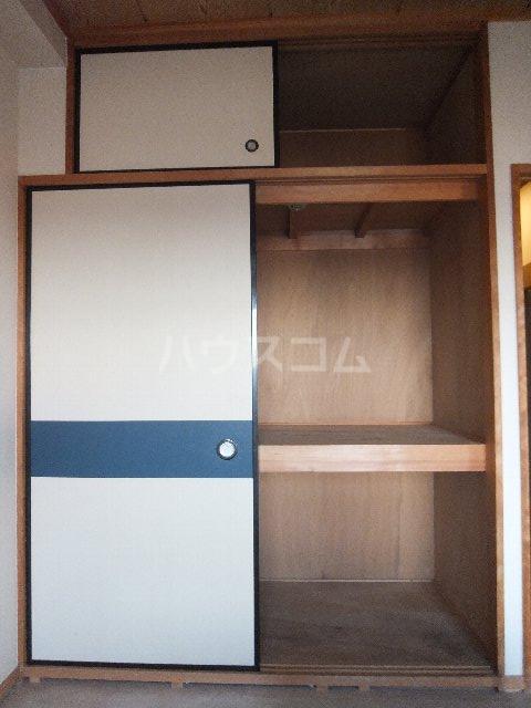 栗原マンション 302号室の収納