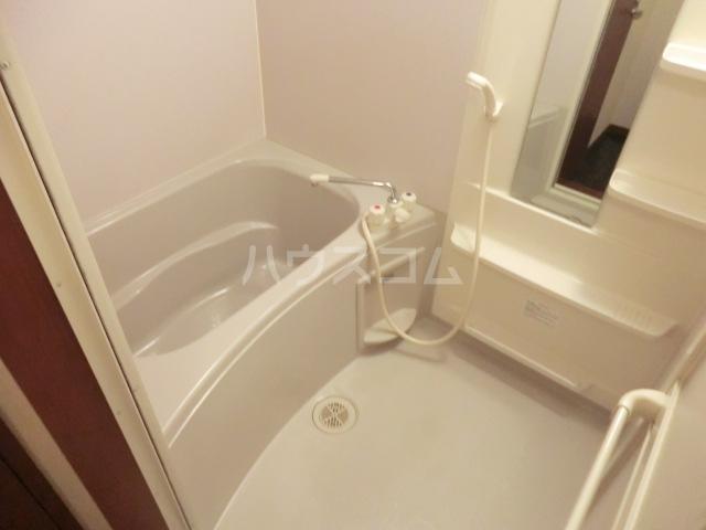 エアルースⅡ 205号室の風呂