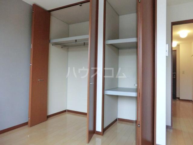 エアルースⅡ 205号室の収納